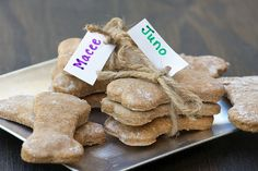 Homemade Dog Treats (recipe)    #dogs #treats #homemade