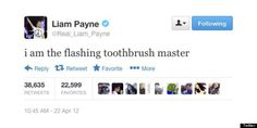 Hilarious Tweets From One Direction Before They Were Famous