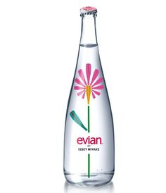 Issey Miyake for Evian