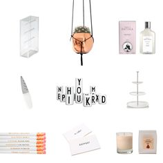 Things I like to give | Nadine Calor