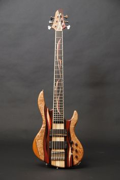 Combat Guitars, AYA 6-string Bass