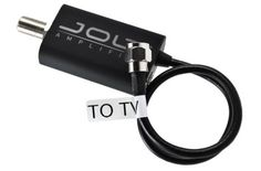 Mohu Jolt HDTV Antenna Amplifier To TV