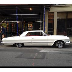 1963 Chevy Impala in NYC