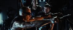 """""""What Riddick has in R-rated goodies, it lacks in a cohesive story"""" - Shawn in a review of #Riddick"""