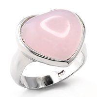 Strieborné prstene so Swarovski krištálmi a Zirkónmi Heart Jewelry, Swarovski