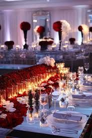 Bildresultat för Incredible red rose centerpiece for glamorous wedding at Hotel Bel Air, planning by Mindy Weiss, photos by Joy Marie Photography | junebugweddings.com