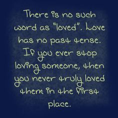"widow's quotes | No such thing as ""loved"" photo quote-1.jpg"