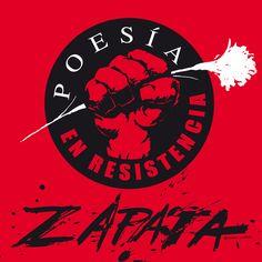 """Artista: Emiliano Domínguez """"El Zapata"""" Álbum:  Poesía en Resistencia Género: Autor, Rock, Año: 2012"""
