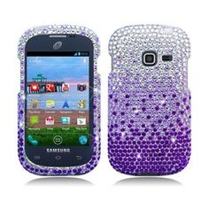 PURPLE WATERFALL BLING DIAMOND CASE PHONE COVER FOR SAMSUNG GALAXY CENTURA S738C [In Casesity Retail Packaging] Casesity http://www.amazon.com/dp/B00F4055AQ/ref=cm_sw_r_pi_dp_Ecypub1N032FB