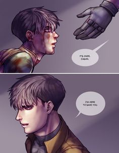 Jason Todd - the moment they didn't get