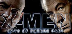 Ian McKellen Patrick Stewart cast in X-Men Days Of Future Past. Click to read. #xmen #geek #IanMcKellen #PatrickStewart