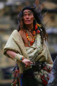 native...What an incredible photograph....