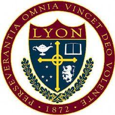 1872, Lyon College (Batesville, Arkansas) #Batesville (L13702)