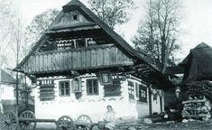 Dom Kohútovce v Čičmanoch