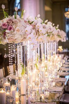 Atlanta Wedding Reception at The Biltmore Ballrooms