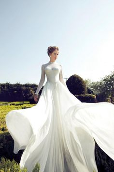 Nurit Hen 2013 Collection - Aisle Perfect