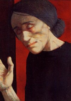 Stabat Mater by Michel Ciry