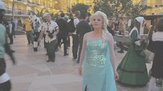 jack frost and elsa | Seriously. Even Kakashi from Naruto ships it ( GIF via ceecysr )