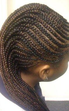 Remarkable Cornrows On Pinterest Short Hairstyles For Black Women Fulllsitofus