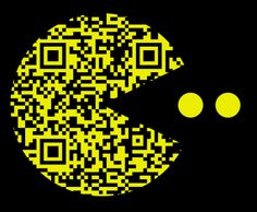 This old school QR Code could make you a new winner! Check out how you can Buzz your way to a new toy for your iPad! #Freebies #Giveaways #PACMAN