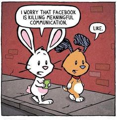 """A """"like"""" was never this important, haha!"""