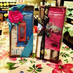 Небольшие чайные и кофейные подарочные наборы ждут своих ценителей) 2 пакетика с чаем/кофе + шоколадка + баночка меда/джема = хорошее настроение!) .