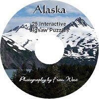 Alzheimer's Products: Alaska Jigsaw Puzzles CD