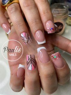 Jelsa, Mary, Nails, Beauty, Finger Nails, Dark Nails, Stiletto Nails, Short Nail Manicure, Decorations