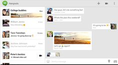 Google Hangouts 2.0 Rolling Out through the Play Store. Slightly Different Version from the Nexus 5. - http://www.aivanet.com/2013/11/google-hangouts-2-0-rolling-out-through-the-play-store-slightly-different-version-from-the-nexus-5/