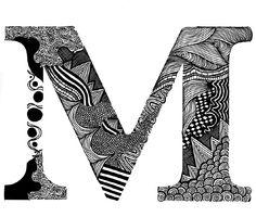 Doodle Type - Nicole Fansler Graphic Design