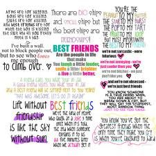 Friends 4 Ever · Friendship Quotes
