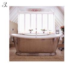 I'm lovin' this tub.