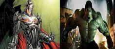 Compare Ultron Vs hulk