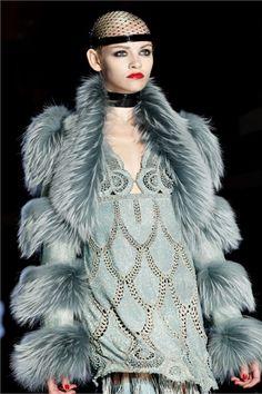 Jean Paul Gaultier Haute Couture F/W 2012-13 Details