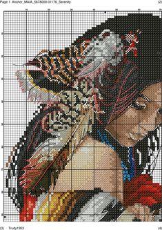 Cross-stitch patterns - Borduu |
