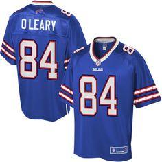 Nick O'Leary Buffalo Bills NFL Pro Line Youth Player Jersey - Royal