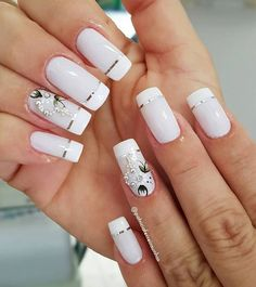 The 90 Vigorous Early Spring Nails Art Designs are so perfect for this Season Hope they can inspire you and read the article to get the gallery. Fancy Nails, Love Nails, Diy Nails, Pretty Nails, Nail Nail, Square Nail Designs, Diy Nail Designs, Spring Nail Art, Spring Nails
