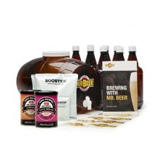 Brew your own beer at home.