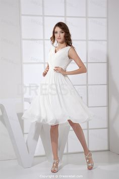 Short A Line Wedding Dresses Oa9nXWp2