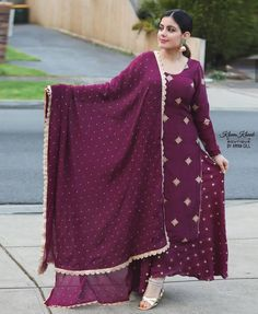 Punjabi Suit Boutique, Punjabi Suits Designer Boutique, Indian Designer Suits, Pakistani Dresses Casual, Indian Dresses, Indian Outfits, Punjabi Wedding Suit, Punjabi Suits Party Wear, Embroidery Suits Punjabi