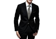 Tom Ford CLASSIC FIT CLASSIC COLLAR BARREL CUFF SHIRT - Gifts for Him | TomFord.com