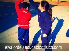Unidad de giros en educación física