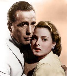 Legendäres Liebespaar:  Die wehmütige Geschichte um Rick und seine verheiratete Geliebte Ilsa wurde zum Kassenschlager. Mit einem Einsatz von einer knappen Million Dollar Produktionskosten spielte der Film etwa das Vierfache wieder ein.