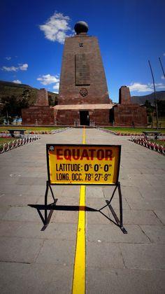 Equateur - Mitad del Mundo - www.monsieur-chili.com