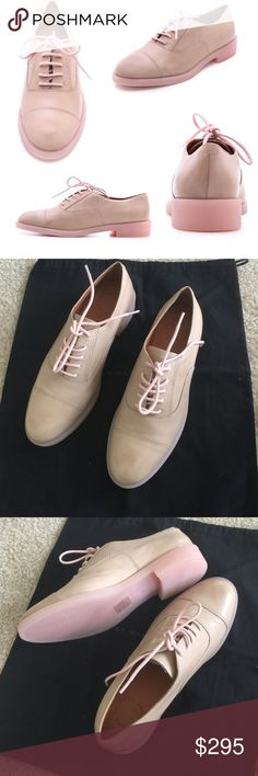 Marc by Marc Jacobs sole mate oxford 37.5/US7 Brand new, very cute shoes,sold out everywhere,size 37.5=US7, ❌NO TRADE‼️ Marc by Marc Jacobs Shoes