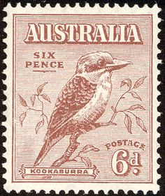 Australia bird stamps - mainly images - gallery format Australian Painting, Australian Birds, Australia Animals, Going Postal, Vintage Stamps, Digi Stamps, Fauna, Stamp Collecting, Natural History