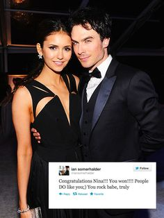 another couple who could play Ana and Christian. Please at least let Ian Somerhalder be cast!