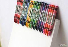 Comment peindre au crayon de cire fondu: 11 étapes