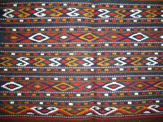 Croatia, Croatian traditional embroideries from the surroundings of Zadar.