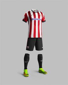 Adelanto de las indumentarias del Athletic #Nike